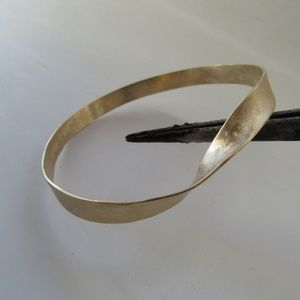 Anat perez Jewelry - 14K yellow gold bracelet.Unique and stunning.